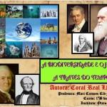 A biodiversidade e o home a través do tempo